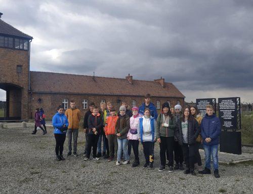 Wycieczka do Muzeum Auschwitz-Birkenau w Oświęcimiu
